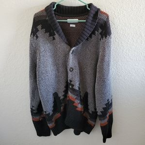 URBAN OUTFITTERS WOLF CARDIGAN